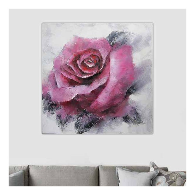 Bouton de rose evanescent