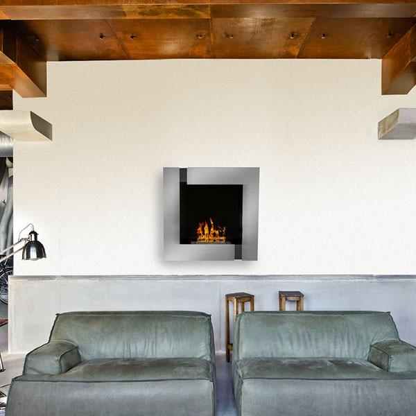 chemin e d corative carr e quadrinox 60x60x20cm. Black Bedroom Furniture Sets. Home Design Ideas