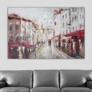 Peinture Montmartre