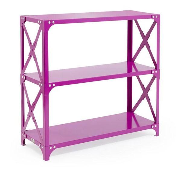 etagere meuble industriel