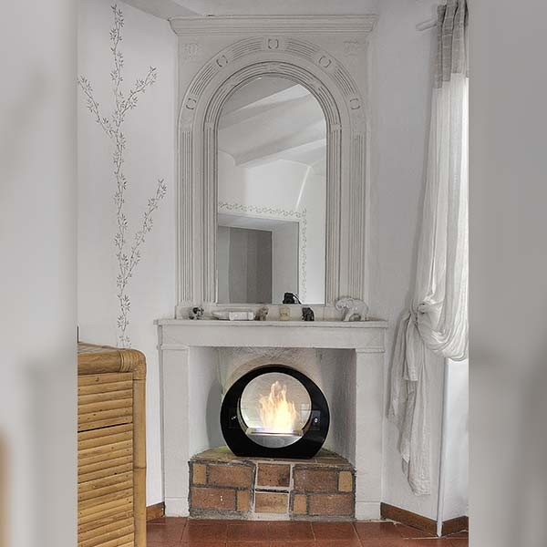 cheminee ethanol 7kw. Black Bedroom Furniture Sets. Home Design Ideas