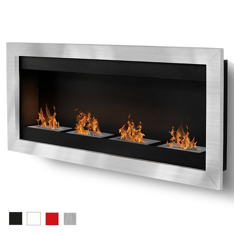 Foyer éthanol Sevenfire Xl 4 Brûleurs