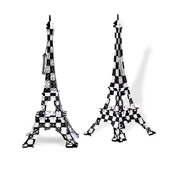 Mini tour Eiffel Jeckyll