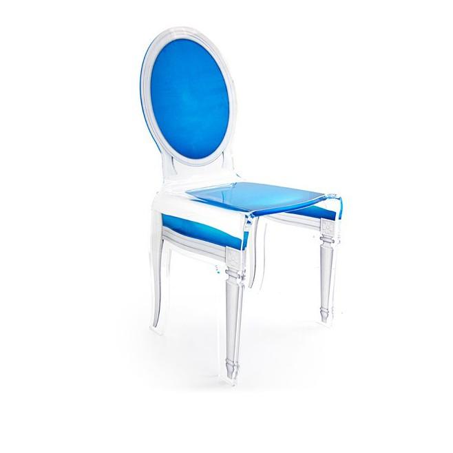Chaise transparente Sixteen