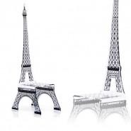 Chaise transparente Tour Eiffel