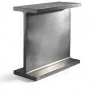 Console industrielle métal IPN