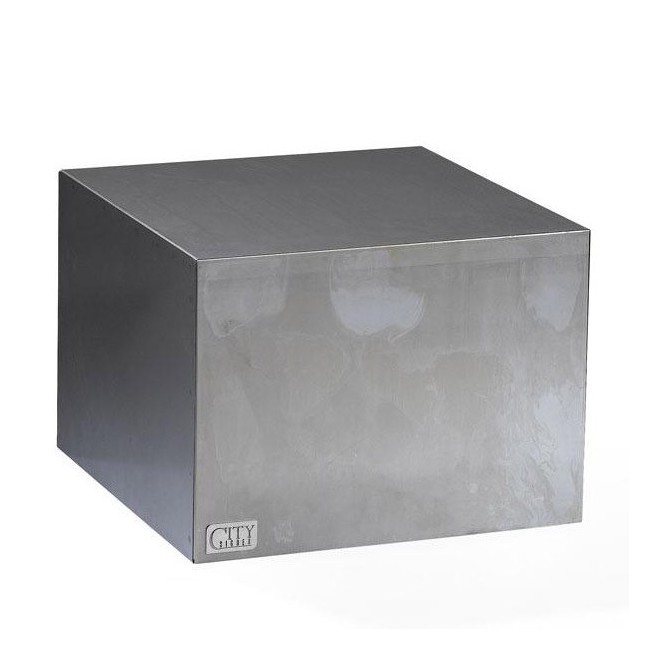 Cube multifonction en métal