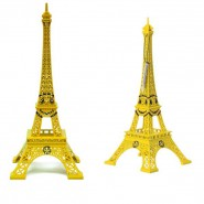 Tour Eiffel smiley Be Happy by Merci Gustave