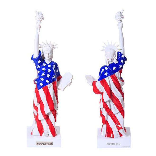 Statuette statue liberté Sam