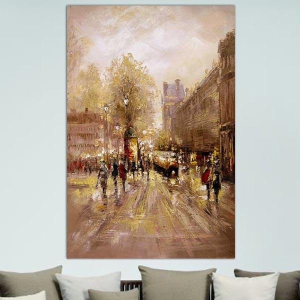 Paris debut XXeme