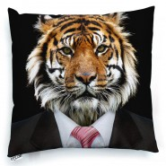 Coussin tigre
