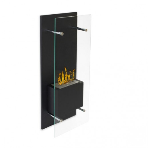 chemin e bio ethanol verticale. Black Bedroom Furniture Sets. Home Design Ideas