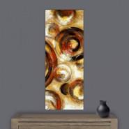 Peinture abstraite Planet