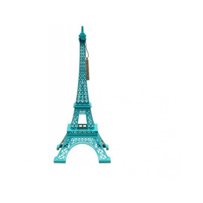 Tour Eiffel bleue Merci Gustave