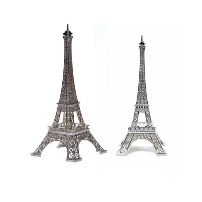 Tour Eiffel argent Silverbling by Merci Gustave