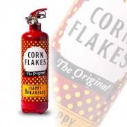 Fire Design Corn Flakes