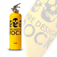 Fire design Rock