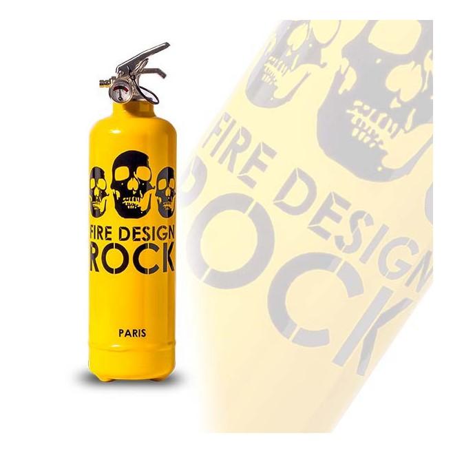 Fire design Rock