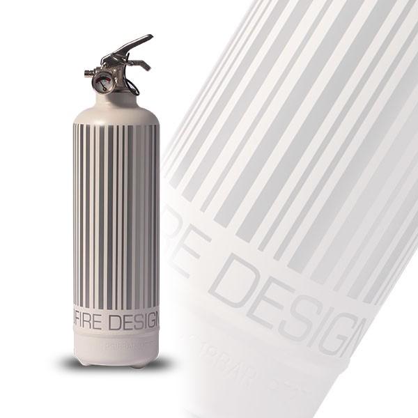 Fire design Code Barre
