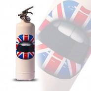 Appareil d'extinction design Lips UK by J&J Moatti