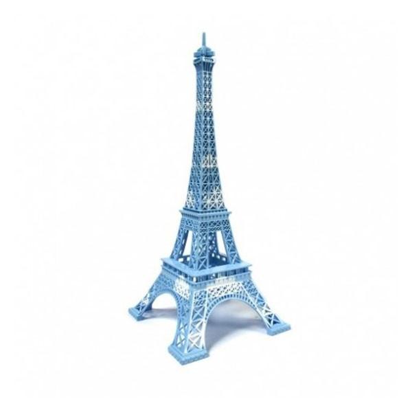Tour Eiffel Bluesky de Merci Gustave