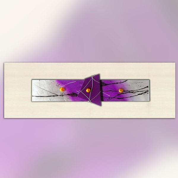 peinture abstraite violet wikao maison et design On peinture violette