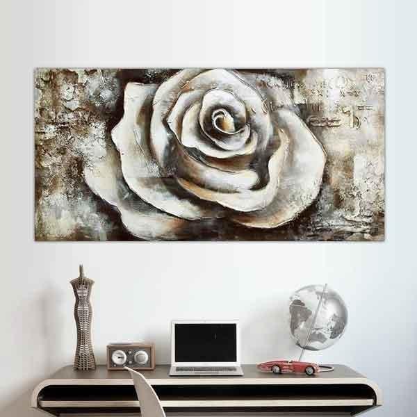 Panoramique coeur de rose