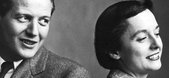 Hans et Florence Knoll