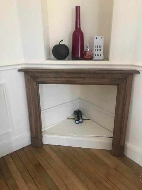 comment transformer un placard ap ro en chemin e thanol. Black Bedroom Furniture Sets. Home Design Ideas